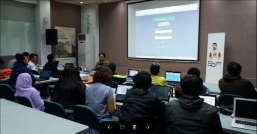 Kelas Internet Marketing SB1M di Meksiko Mexico