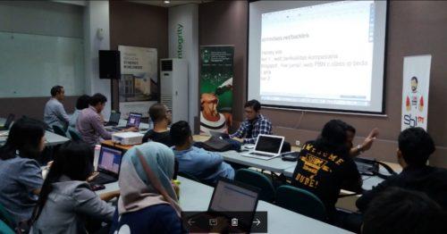 Seminar Workshop Bisnis Online SB1M di Salatiga