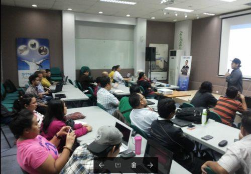 Seminar Workshop Internet Marketing SB1M di Solo Surakarta