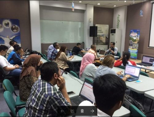 Seminar Workshop Digital Marketing SB1M di Bandung