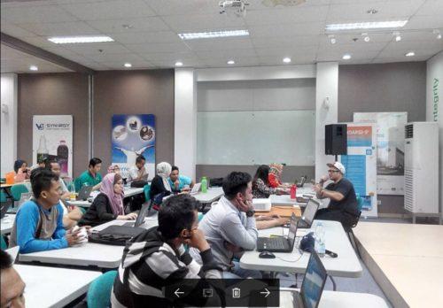 Kelas Internet Marketing SB1M di Mesir