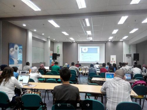 Seminar Workshop Digital Marketing SB1M di Blitar