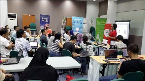 Seminar Workshop Bisnis Online SB1M di Jogja Yogyakarta