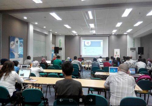 Seminar Workshop Bisnis Online SB1M di Magelang