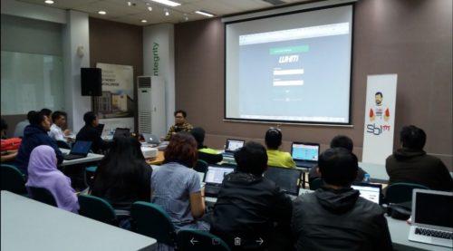 Seminar Workshop Bisnis Online SB1M di Surabaya