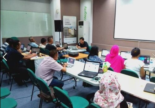 Seminar Workshop Bisnis Online SB1M di Pekanbaru