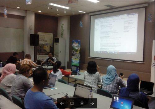 Kelas Internet Marketing SB1M di Turki