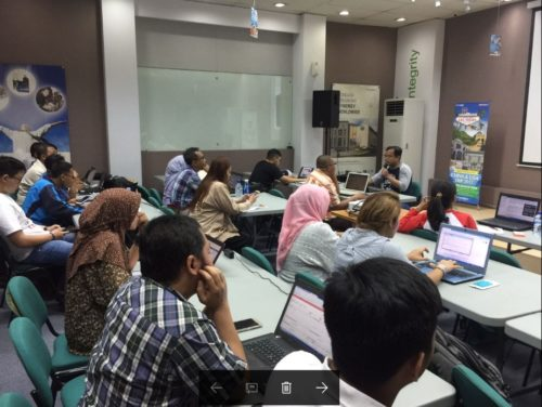 Seminar Workshop Internet Marketing SB1M di Lombok NTB