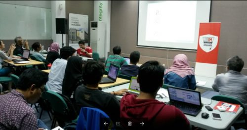 Seminar Workshop Internet Marketing SB1M di Palangkaraya