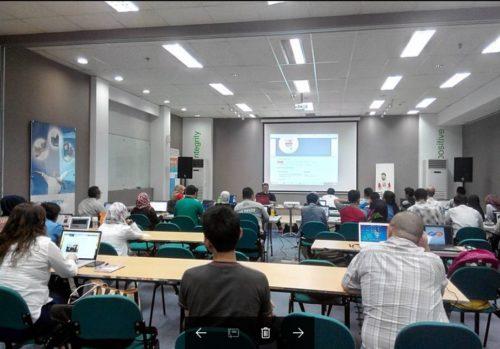 Seminar Workshop Digital Marketing SB1M di Palangkaraya