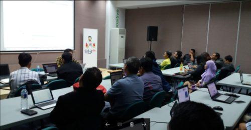 Seminar Workshop Bisnis Online SB1M di Samarinda