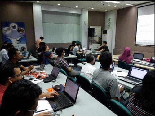 Seminar Workshop Internet Marketing SB1M di Bangka Belitung