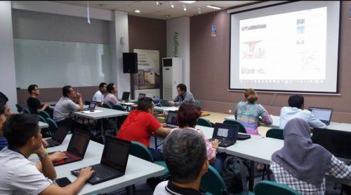 Seminar Workshop Bisnis Online SB1M di Lampung