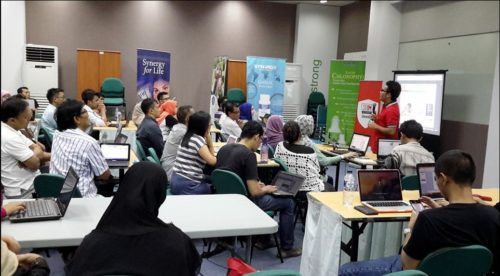 Seminar Workshop Internet Marketing SB1M di Batam