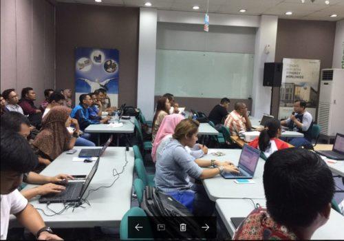 Seminar Workshop Bisnis Online SB1M di Balikpapan