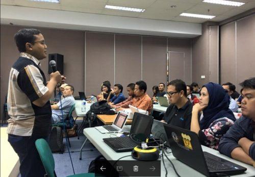 Seminar Workshop Internet Marketing SB1M di Kep Riau