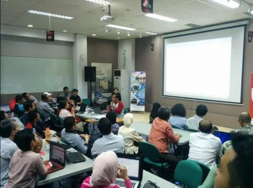 Seminar Workshop Digital Marketing SB1M di Lampung