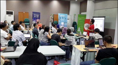 Seminar Workshop Digital Marketing SB1M di Merauke