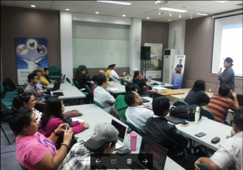 Seminar Workshop Internet Marketing SB1M di Ternate