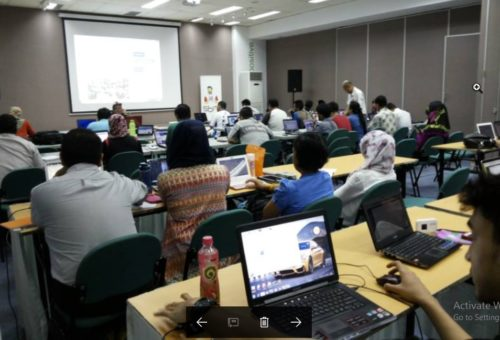 Seminar Workshop Digital Marketing SB1M di Jayapura Papua