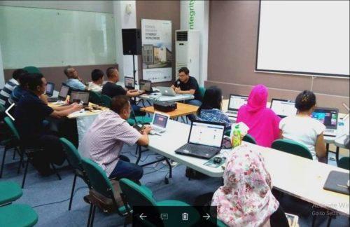 Seminar Workshop Internet Marketing SB1M di Merauke