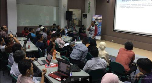 Seminar Workshop Internet Marketing SB1M di Sorong