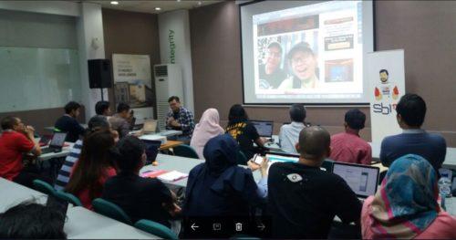 Tempat Kursus Membuat Blog Via Blogspot