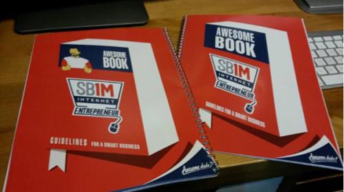 Awesome Book SB1M Buku Panduan Internet Marketing