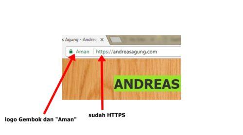 Cara Mengubah Web dari HTTP ke HTTPS