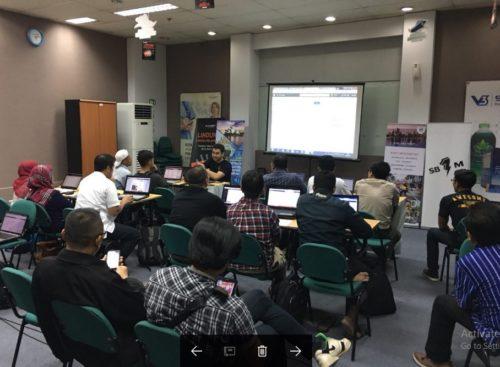 Kursus Membuat Website Profesional di Bekasi