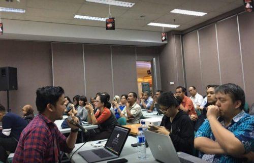 Kursus Membuat Website Profesional di Tangerang