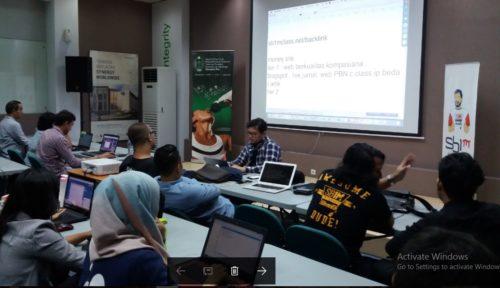 Kursus Membuat Website Profesional di Purwakarta