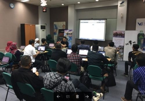 Kursus Membuat Website Profesional di Samarinda