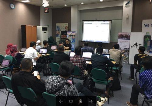 Kursus Membuat Website Profesional di Salatiga