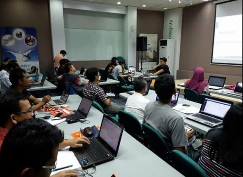 Kursus Membuat Website Profesional di Yogyakarta