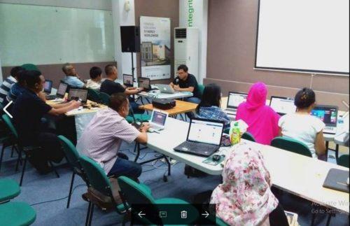 Kursus Membuat Website Profesional di Palembang