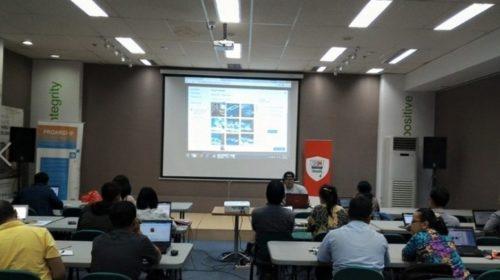 Seminar Internet Marketing Terlengkap di Depok