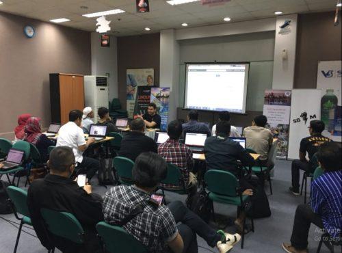 Workshop Bisnis Online Terlengkap di Bogor