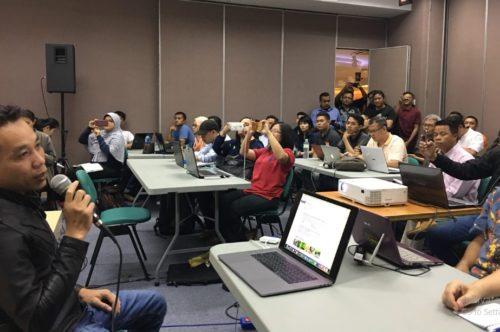 Workshop Bisnis Online Terlengkap di Bekasi