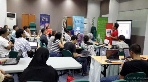 Workshop Online Marketing Terlengkap di Indonesia