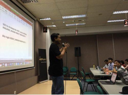 Kursus Membuat Website Profesional di Sidoarjo