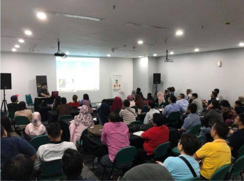 Training Marketing Online Terbaik Terfavorit Indonesia