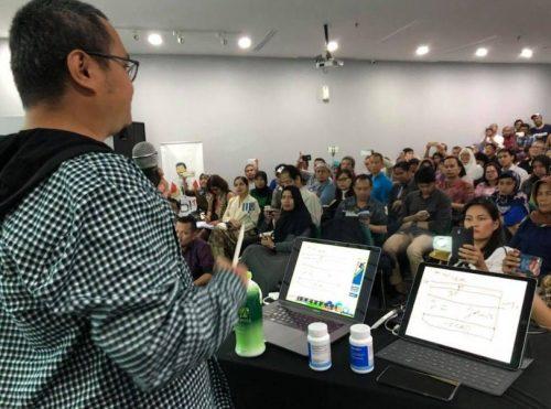 Seminar Internet Marketing Gratis Terpercaya