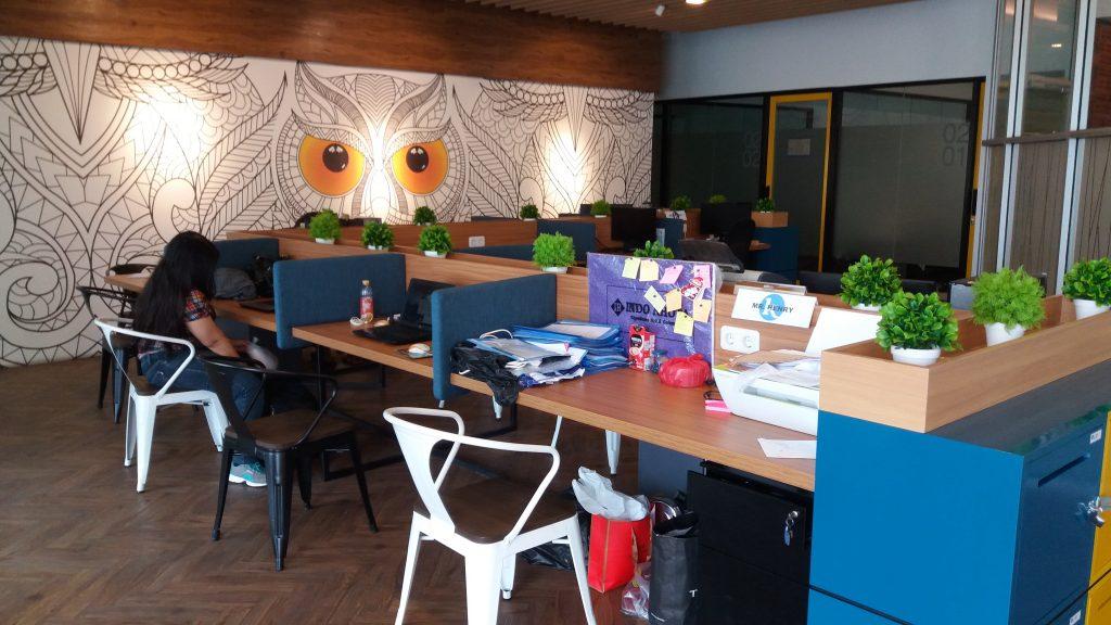 Sewa Kantor Murah Coworking Space di Jakarta