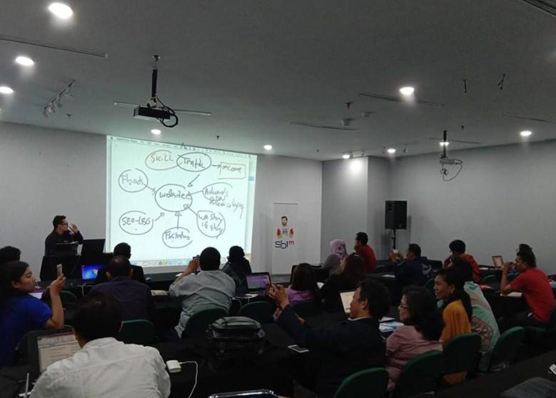 Kelas Bisnis Online Terbaik Terlengkap di Purwokerto