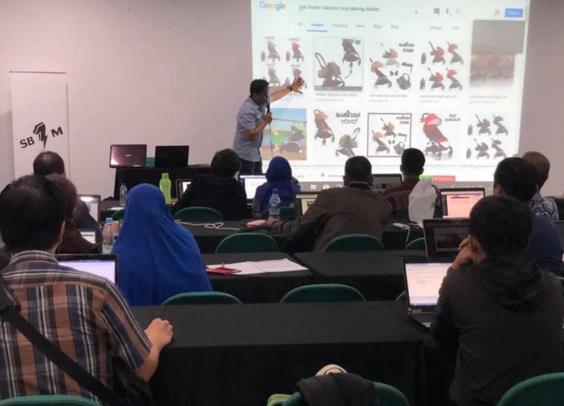 Kelas Bisnis Online Terbaik Terlengkap di Semarang
