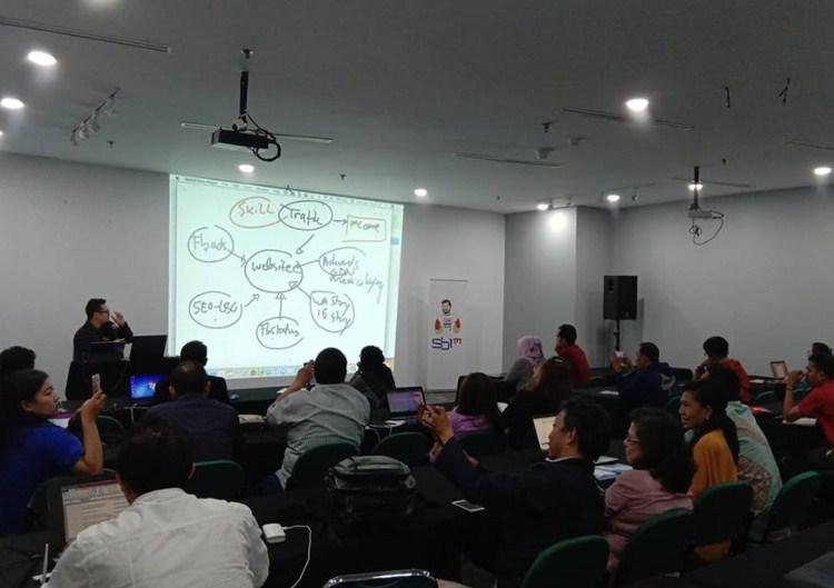 Kelas E-commerce Terbaik Terfavorit di Yogyakarta