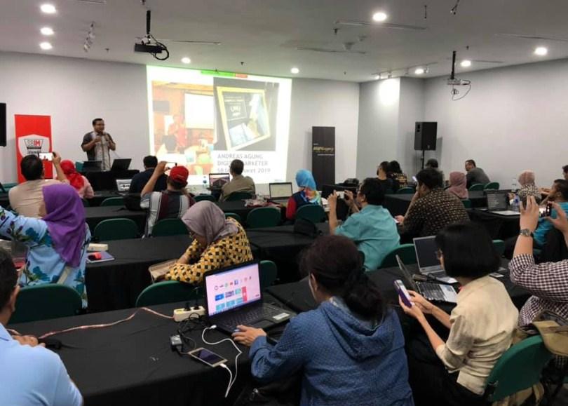 Kelas E-commerce Terbaik Terfavorit di Bekasi