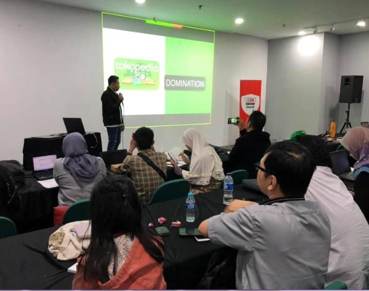 Kelas E-commerce Terbaik Terfavorit di Tangerang