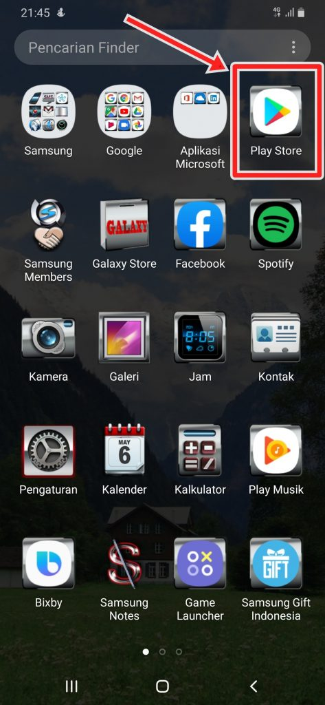 Cara Pasang Website WordPress ke HP Android